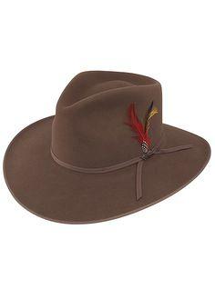 Stetson Hats 5X Dune Gun Club Collection SFDUNEB1639-11 Acorn Cowboy hat #stetson #cowboyhats