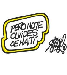 Octavo aniversario del terremoto de Haití #TSyCD Company Logo, Logos, 8th Anniversary, Logo