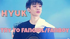 VIXX Hyuk : Try to Fangirl/Fanboy ( Reasons to Love VIXX) #VIXX #빅스 #혁 #STARLIGHT #별빛 #한상혁