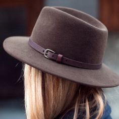 Make a fedora your signature fall accessory.