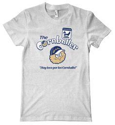 Cornballer American Apparel T-Shirt (19.99 USD) by HiveTees
