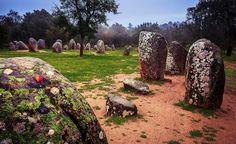Cromeleque dos Almendres - Joe Price, Alentenjo, Portugal
