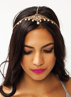 Pearls Of Wisdom Headpiece $9.40