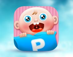 "Check out new work on my @Behance portfolio: ""Baby Game app icon"" http://be.net/gallery/33042899/Baby-Game-app-icon"