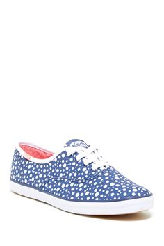 Keds Champion Bubble Dot Lace-Up Sneaker by Keds on @nordstrom_rack
