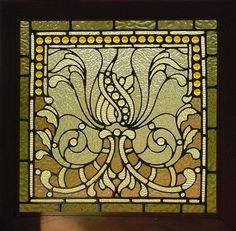 Antique Stained Glass Windows | clicking any of the 'Thumbnails' below will enlarge them-