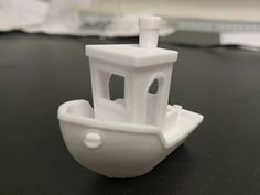 #3DBenchy - The jolly 3D printing torture-test by Zrako