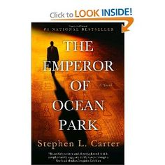 The Emperor of Ocean Park. Didn't do it for me at all 1 star