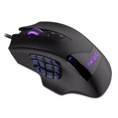 0fee78e7ba0 One of the most precise gaming mouse with a DPI of 12,000. The Havit pro
