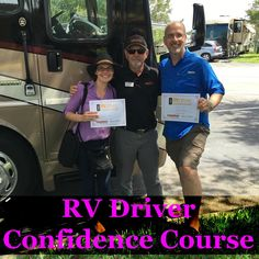 RV Driver Confidence Course