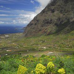 Sendero Camino Jinama, Frontera. El Hierro (IslasCanarias)