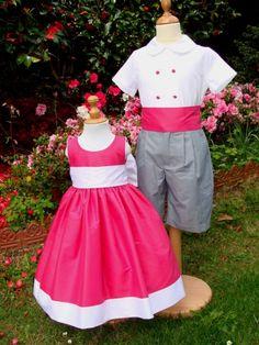 f75629e89647 21 meilleures images du tableau Cortège   Children outfits, Flower ...
