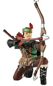 Papo Figurine - Robin Hood 39241 by Papo - very special purchased from Notthingham, Eng. on tour 2009.