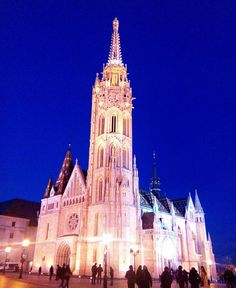 The night lights give other perspective. Don't you? 💙🌃 . . . . #katesborondinbudapest #myborond #Magyar #beautiful #traveltolearn #nightlights #night #nightlife #visit #travel #nofilter #photo #ig_budapest #amazing  #ig_hungary #hungary #hungria #cathedral #architecture #lifetotravel #ancient #instatraveling #instamoment #summer #blue #skyporn #skyisthelimit #tuesday #eglise #catholic