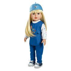 "Adora Play Doll Alyssa - Girl Scout Daisy 18"""