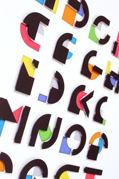 Display Typeface on Typography Served