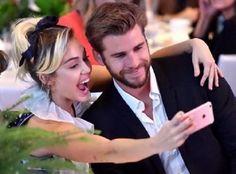 Miley Cyrus toda una Hemsworth