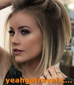 100 New Short Hairstyles for 2019 - Bobs and Pixie Haircuts, Today's article is . - Short New Short Hairstyles for 2019 - Bobs and Pixie Haircuts, Today's article is all about 100 new short hairstyles for We all pretty sure that long Bob Hairstyles For Fine Hair, Haircut For Thick Hair, Pixie Haircuts, Pixie Hairstyles, Quick Hairstyles, Thin Hair, Womens Bob Hairstyles, Stylish Hairstyles, Amazing Hairstyles