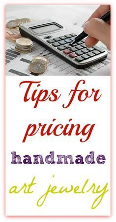 Resin Obsession blog:  How to fairly price your handmade jewelry for sale