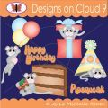 Designs on Cloud 9 Pipsqueak SVG and cutting files
