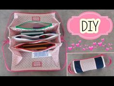 ESTUCHE O CARTUCHERA DIY ❤ - YouTube