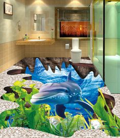 From rolling golden plains to a koi fish pond, bring your floors to life with cheap floor murals and floor art from AJ Wallpaper. Floor Murals, Floor Art, Floor Rugs, Wall Murals, Floor Wallpaper, Custom Wallpaper, Photo Wallpaper, 3d Flooring, Floors