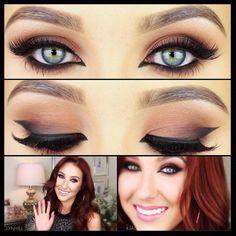 Jaclyn Hill is my favorite youtube makeup guru!