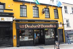 peadar o'donnell's, waterloo street - famous worldwide for its live traditional and contemporary music