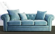 Chesterfield, Love Seat, Couch, Furniture, Home Decor, Decoration Home, Room Decor, Small Sofa, Sofas