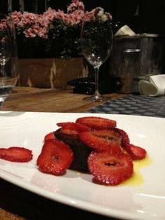 chocolate cake: Taberna LAredo http://lov-eat.blogspot.it/2014/01/la-taberna-laredo-di-madrid-me.html