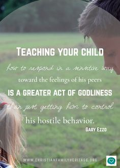 Teaching your child how to respond to the feelings of others has a tremendous impact.