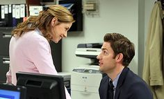 "Jenna Fischer And John Krasinski Were ""Genuinely In Love"" While Filming ""The Office"" And Now Our Hearts Are Melting"
