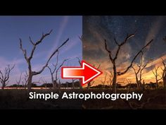 See all the images here: https://fstoppers.com/composite/few-tips-astrophotography-and-how-capture-stars-night-116479 In this free tutorial, Patrick Hall sho...