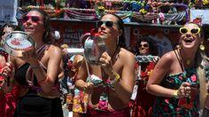 Blocos amimam foliões - Rio de Janeiro