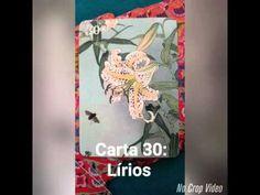 Baralho Lenormand (Tarô Cigano): Os Lírios (Snapchat: @ALEXCARLOS60)