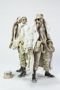 JP TOYS × threeA【泰國玩具展】2016 Thailand Toy Expo 限定品開箱報告 Part:2 | 玩具人Toy People News