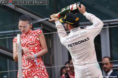 Fotos: Chicas GP de China F1 2015 | CarandDriverTheF1.com