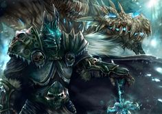 Lich King (Arthas) by jorcerca on @DeviantArt