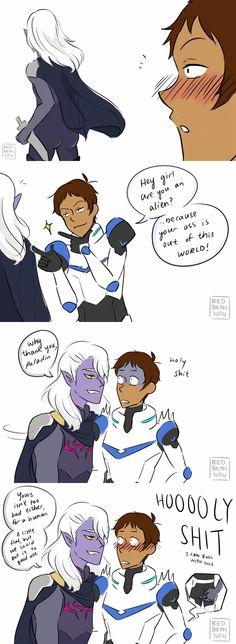 Lance | Prince Lotor
