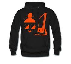 Man sweatshirt with Flex print