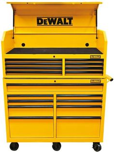 Dewalt 52-inch Ball Bearing Tool Storage Combo Home Depot Black Friday 2015