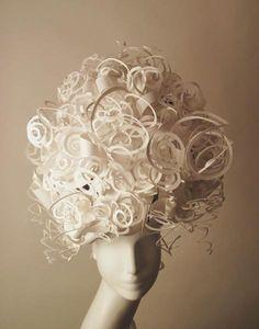 Paper Hats On Pinterest