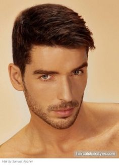 short layered Classic men hair style « Men's Hairstyles Trend