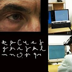 French System Lets You Write With Your Eyes