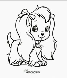 Free Printable Henna Strawberry Shortcake Coloring Pages For Kidsfree Online Worksheet Girls
