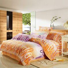 Bright Style Organic Cotton Bedding Sets