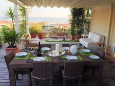 Dai un'occhiata a questo fantastico annuncio su Airbnb: LUXURY PENTHOUSE WITH JACUZZI a Viareggio