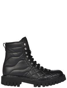 9110ec8737b0 Ботинки John Galliano 5603A 99494 (Черный) в интернет магазине Modoza.com
