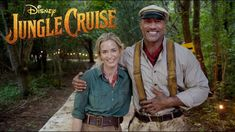 Now that Skyscraper is in the rear view mirror, Dwayne Johnson is set to tackle the jungle in Disney's Jungle Cruise. The stars of the film, Emily Blunt and Dwayne Johnson are giving their fans the first look [. The Rock Dwayne Johnson, Dwayne The Rock, Dwayne Johnson Filme, Rock Johnson, Jack Whitehall, Disneyland, Lin Manuel, Mary Poppins, Xmen