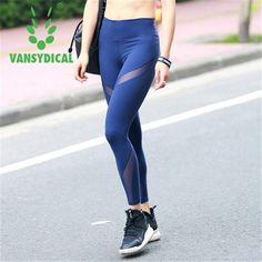 a7fe877170 Women's Mesh Sport Leggings! Yoga LeggingWorkout LeggingsWorkout GearGym  WorkoutsYoga PantsWomen's ...